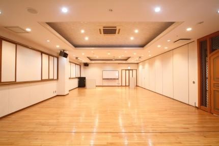 スカイホテル大田本館8階中ホール