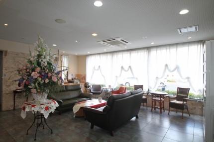 スカイホテル大田フリースペース
